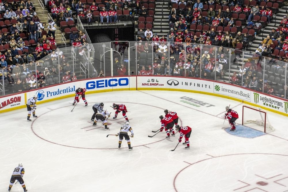 Devils vs. Golden Knights