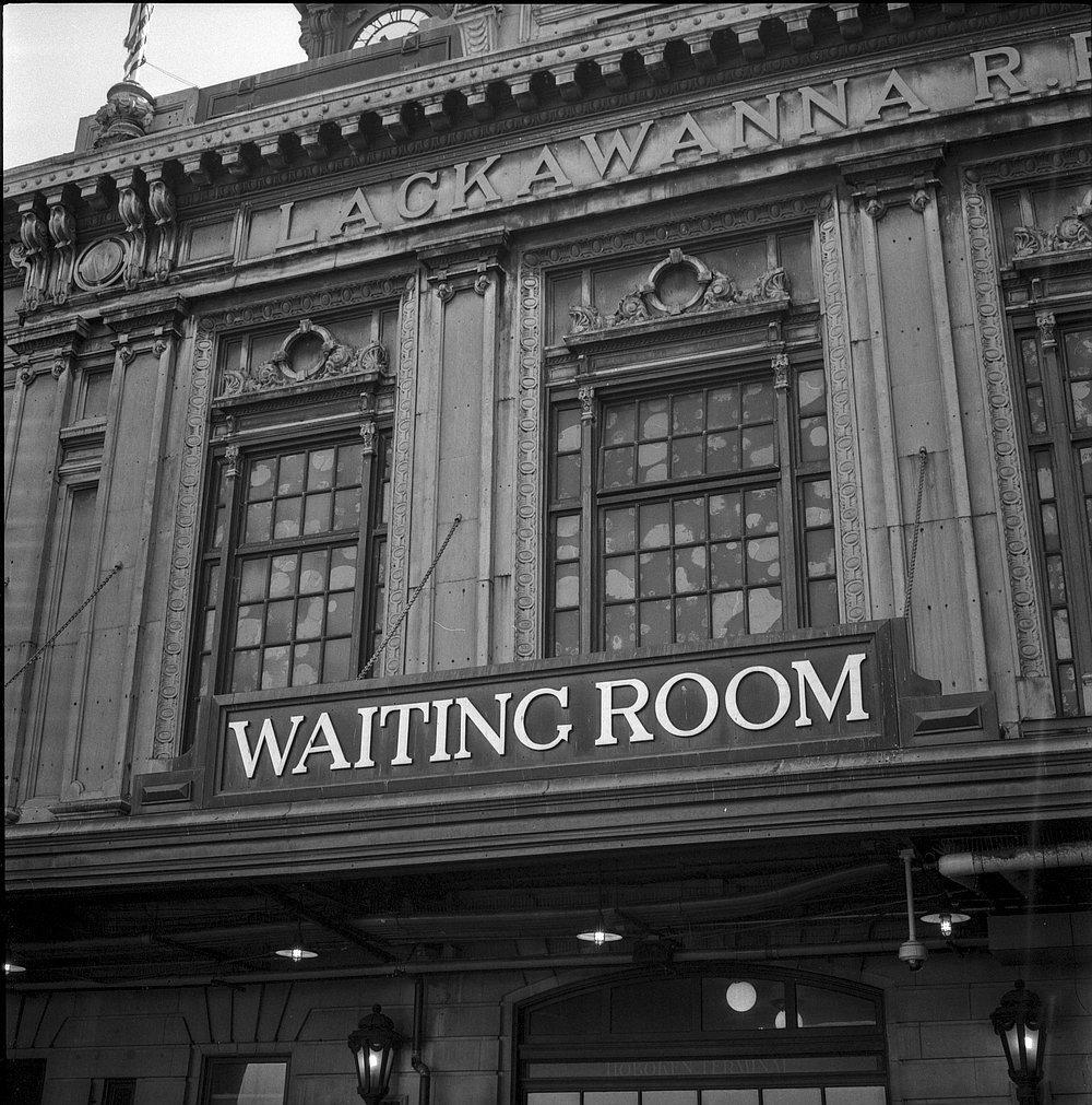 Hoboken Terminal Entrance