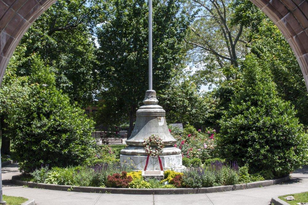 Pershing Field Memorial