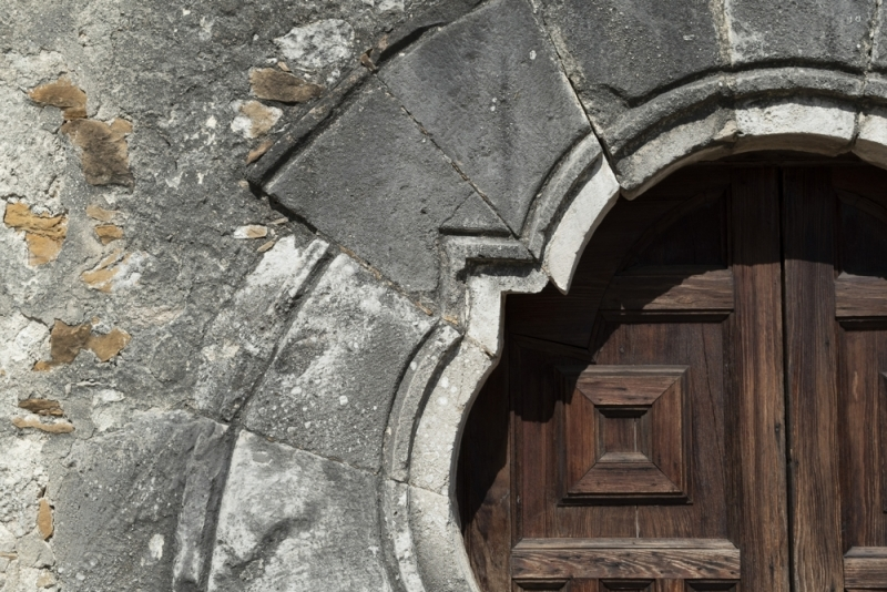 Church Door (detail)