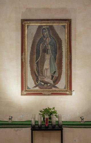 The Virgin of the Apocalypse