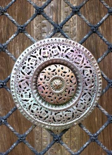 Door Medallion