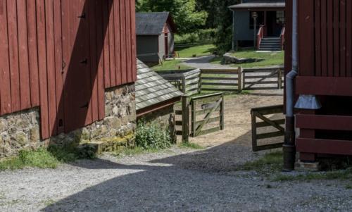 Barnyard Gate
