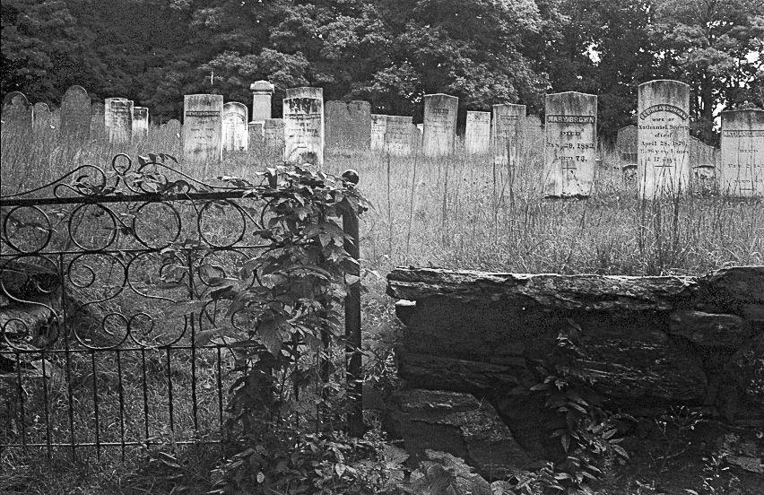 Connecticut Graveyard