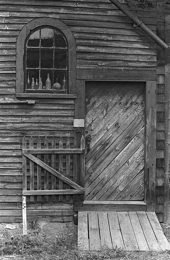 Window, Door