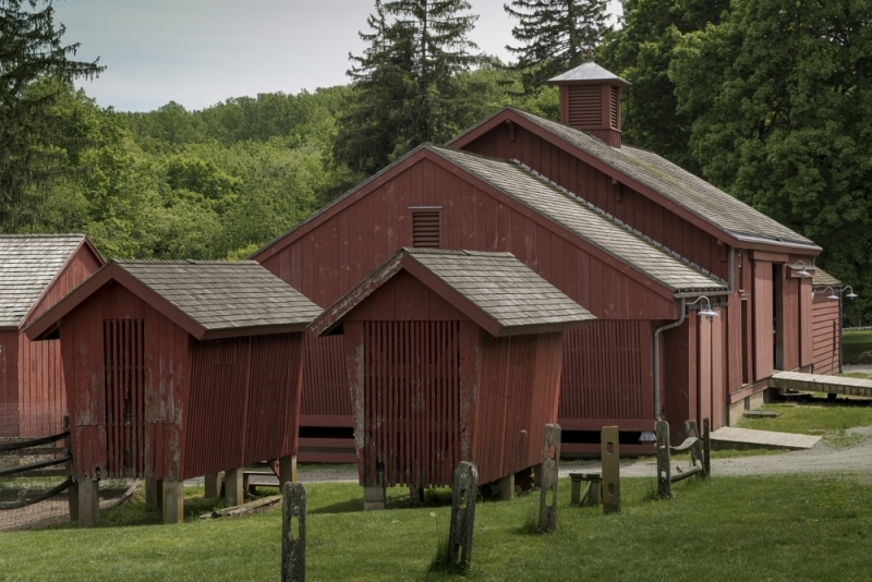 Fosterfields Barns